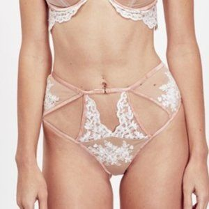 For Love and Lemons Noemi Illusion Panty